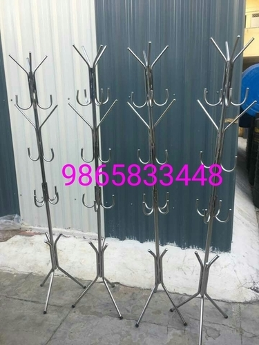 Stainless steel Coat Hanger Stand