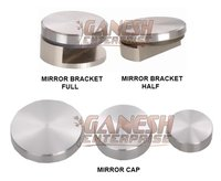 Steel Cap Mirror bracket