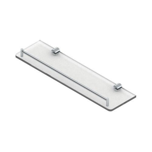 Glass Shelf with Rail-Geometrical