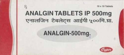 Analgin Tablets