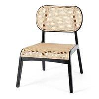 Contemporary Cane Chair.