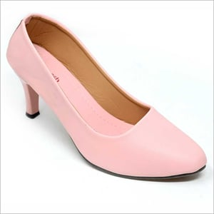 Ladies Party Wear Pencil Heel Belly Shoes