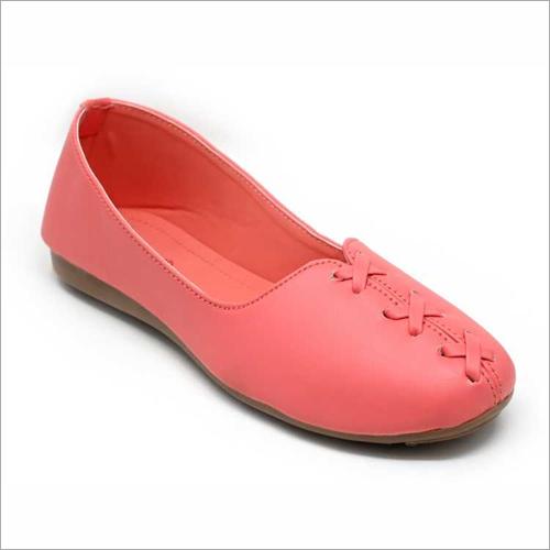 Ladies Plain Belly Shoes