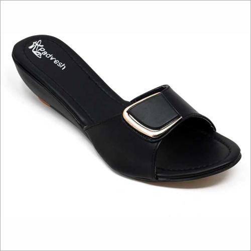 Ladies Low Heel Wedges Sandals
