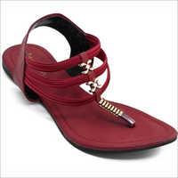 Ladies Stylish Flat Sandals
