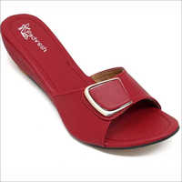 Ladies Wedges Heel Sandal'