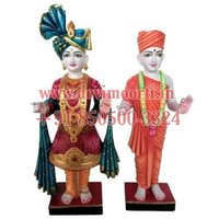 Swami Narayan Marble Moorti Statue