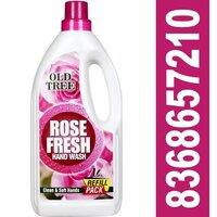 Rose Hand Wash 1 Litre