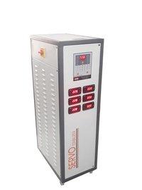 12 KVA Three Phase Air Cooled Servo Stabilizer