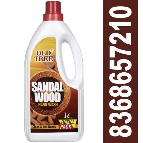 Sandalwood Hand Wash 1 Litre