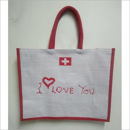 Customized Jute Bag