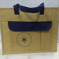 Fancy Jute Promotional Bag