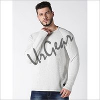 UrGear Full Sleeve Solid Men Sweatshirt