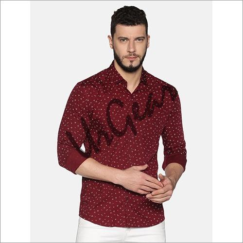 UrGear Mens Slim Fit Cotton Shirt