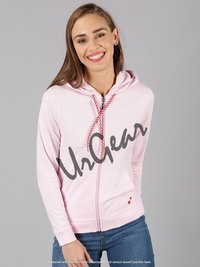 UrGear Full Sleeve Solid Women Sweatshirt