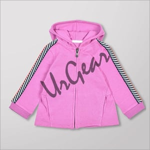 UrGear Full Sleeve Solid Boys & Girls Jacket