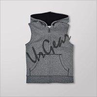 UrGear Sleeveless Solid Boys & Girls Jacket