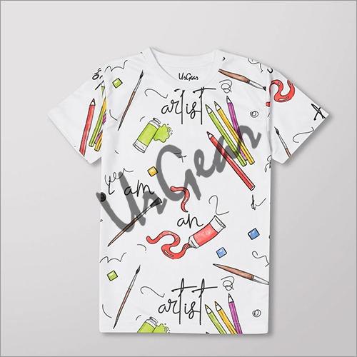 Kids Scribble T-Shirt