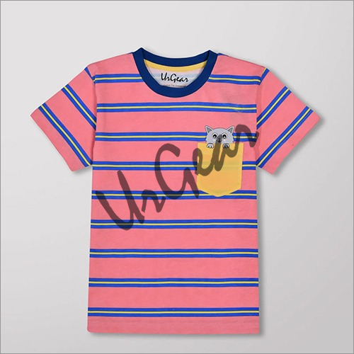 Kids Pink Moggie T-Shirt