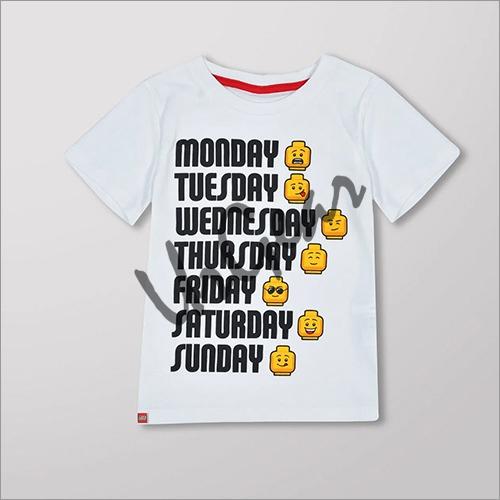 Kids Weekdays T-Shirt