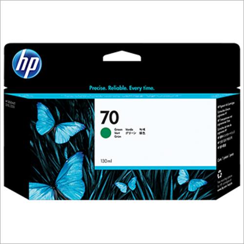HP 70 Green 130 ml Ink Cartridge