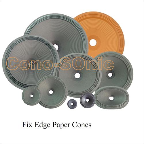 Fix Edge Paper Cones