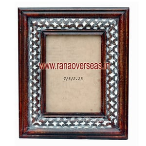 Wooden Hand Carved Decorative Wall Mirror Frame