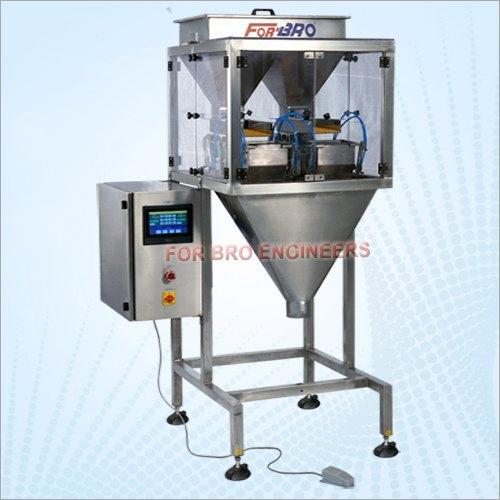 Industrial Weigh Filler Machine
