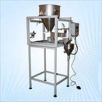 Semi Automatic Weigh Filler Machine