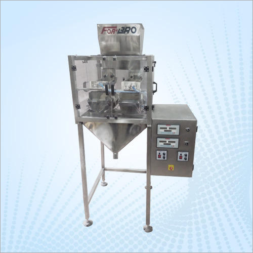SS Weigh Filling Machine