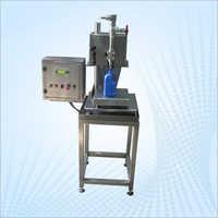 Semi- Automatic Weighmetric Liquid Filling Machine