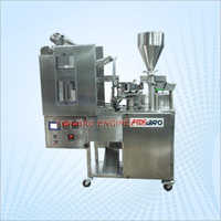 Industrial Pouch Filling Machine