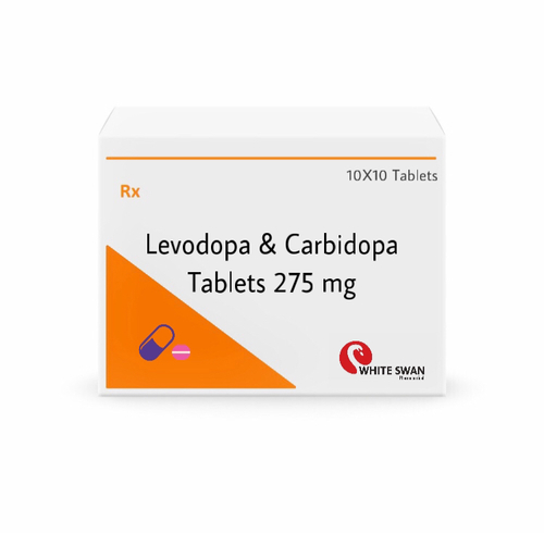 Levodopa & Carbidopa Tablets