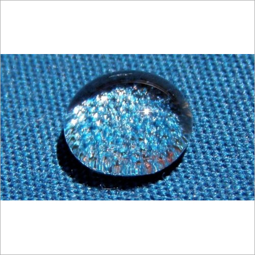 53 Inch Blue Water Repellent Fabric