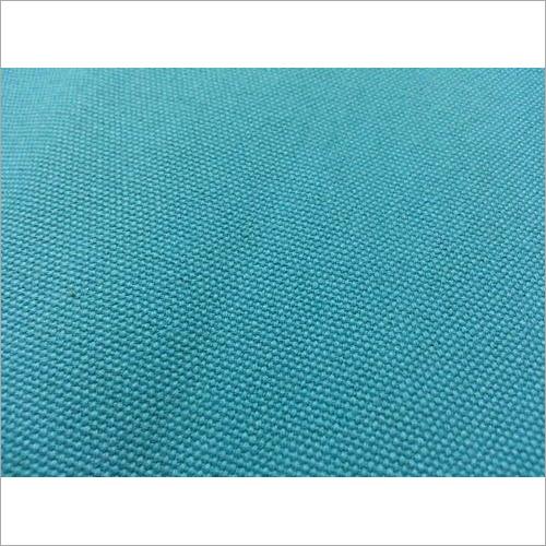 Blue Plain Rot Proof Fabric