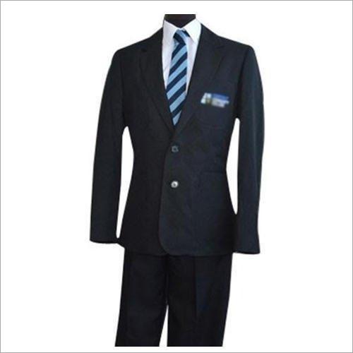 SafeCare Black Institutional Uniform