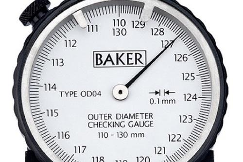 BAKER GAUGES OD01 Outer Diameter