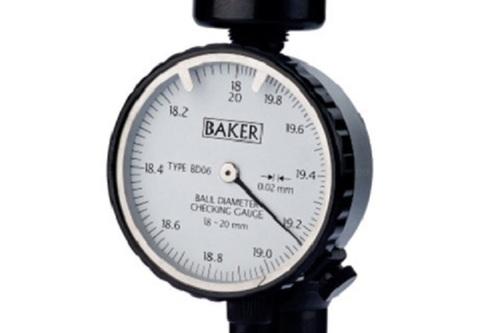 BAKER GAUGES BD01 Ball Diameter