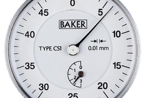 BAKER GAUGES CS1 Crankshaft Web Deflection Gauge