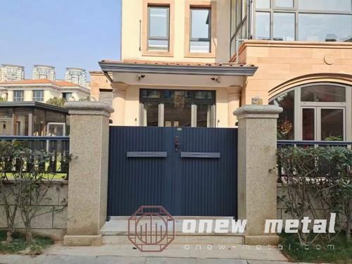 aluminium driveway gates for sale