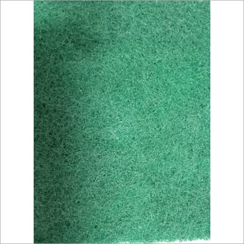 Green Scrubber Pad