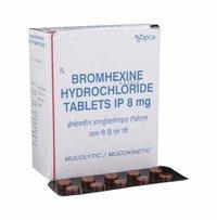 Bromhexine Hydrochloride Tablets