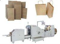 Semi Automatic Paper Bag Machine