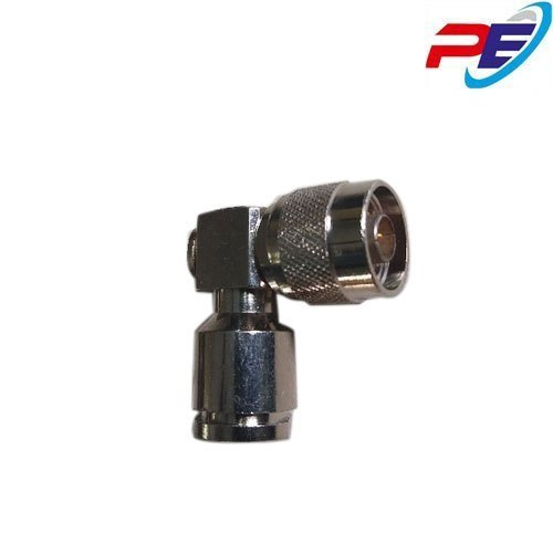 Right Angle Type N Male Clamp Connector