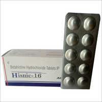 Betahistine Hydrochloride Tablets IP