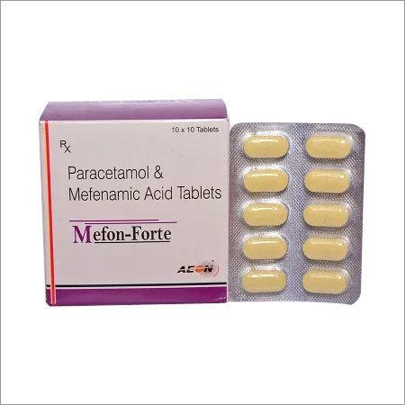 Paracetamol and Mefenamic Acid Tablets