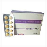 Drotaverine Hydrochloride Tablets IP