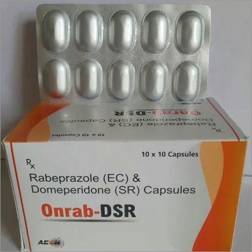Rabeprazole (EC) And Domperidone (SR) Capsules
