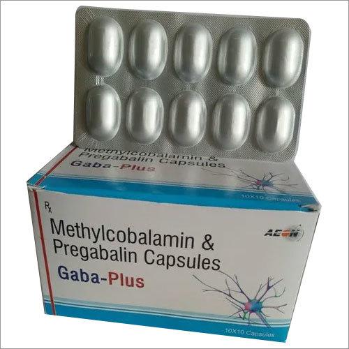 Methylcobalamin And Pregabalin Capsules
