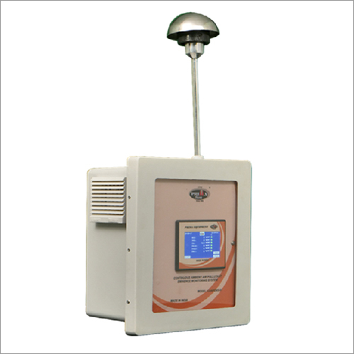 Continuous Ambient Air Pollutants Quality Eminence Monitoring System